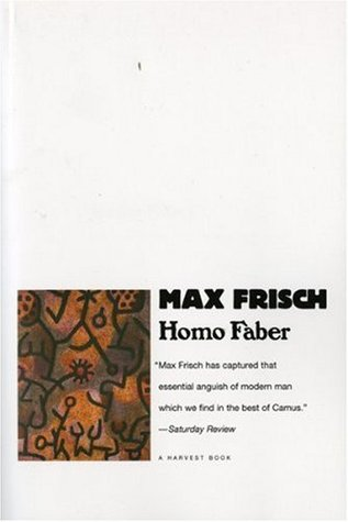 Buchcover Homo Faber