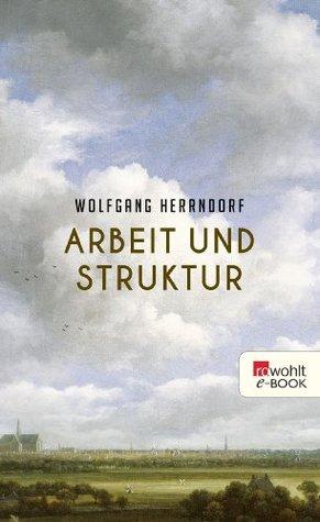 Buchcover Arbeit und Struktur