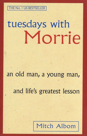 Buchcover tuesdays with Morrie
