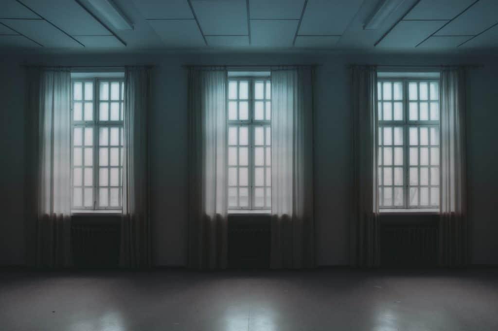 Leerer Raum